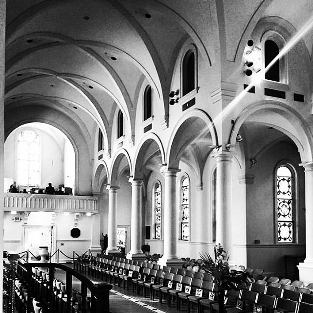 Church of Holy Apostles, New York City. Photo provided by the Set NYC