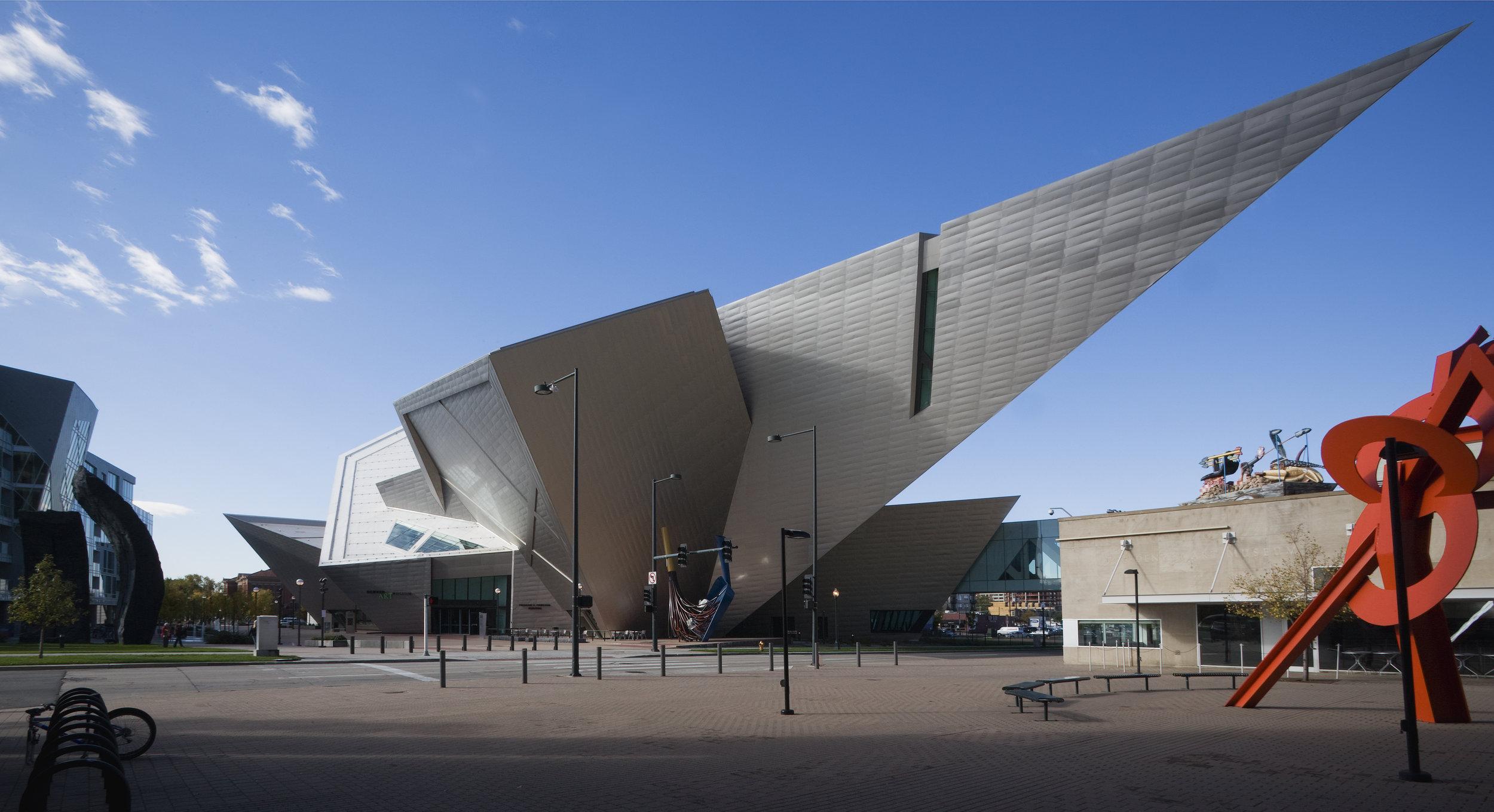 Denver Art Museum 100 W 14th Ave Pkwy, Denver, CO 80204