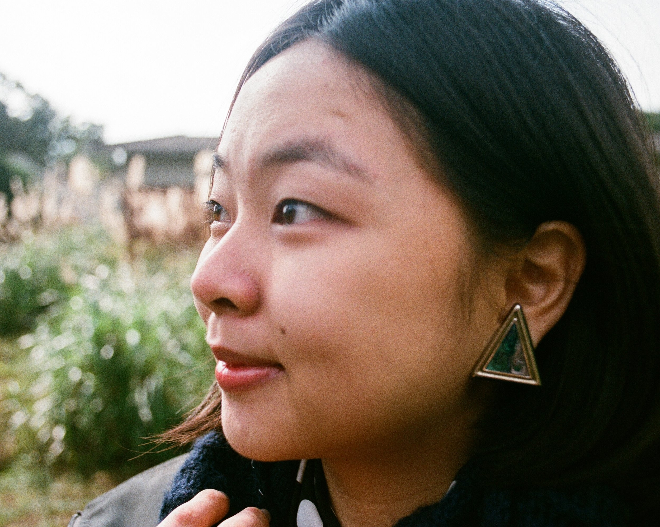 Yen Yen Chou  is a Taiwanese artist now based in Brooklyn, New York. She had received scholarships and the MFA degree from Pratt Institute in May 2018. Her work has been exhibited at The Boiler I Pierogi Gallery, Tiger Strikes Asteroid, and in different group shows in the United States.