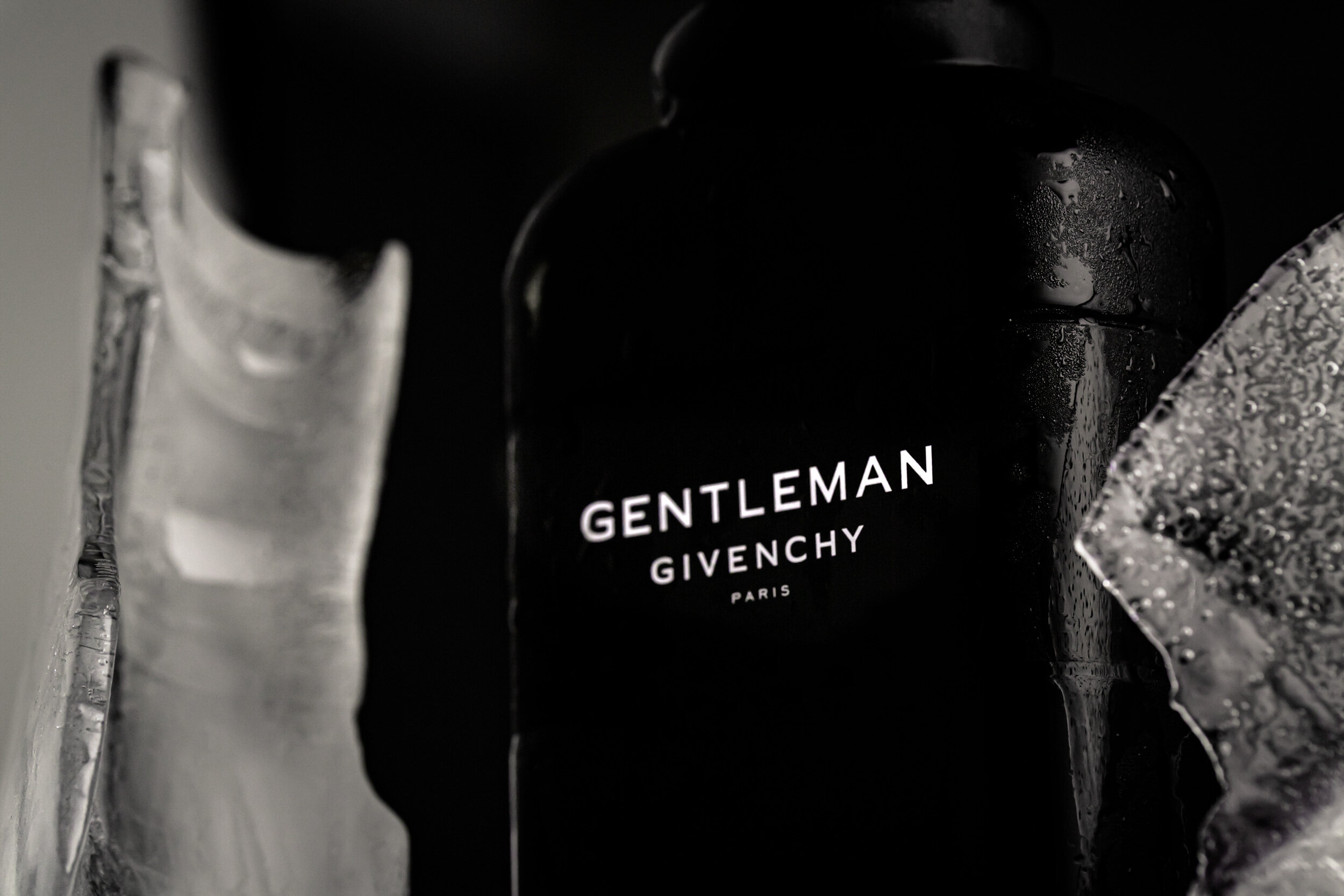 GIVENCHY - GENTLEMAN FRAGRANCE