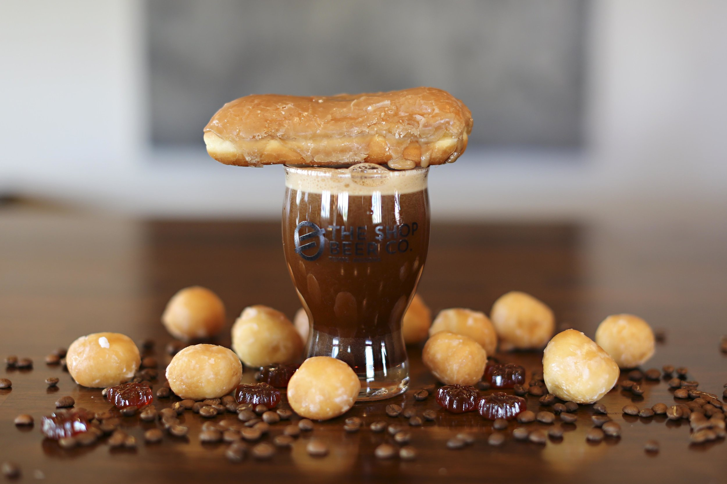 """""""Coffee n' Donuts"""""""