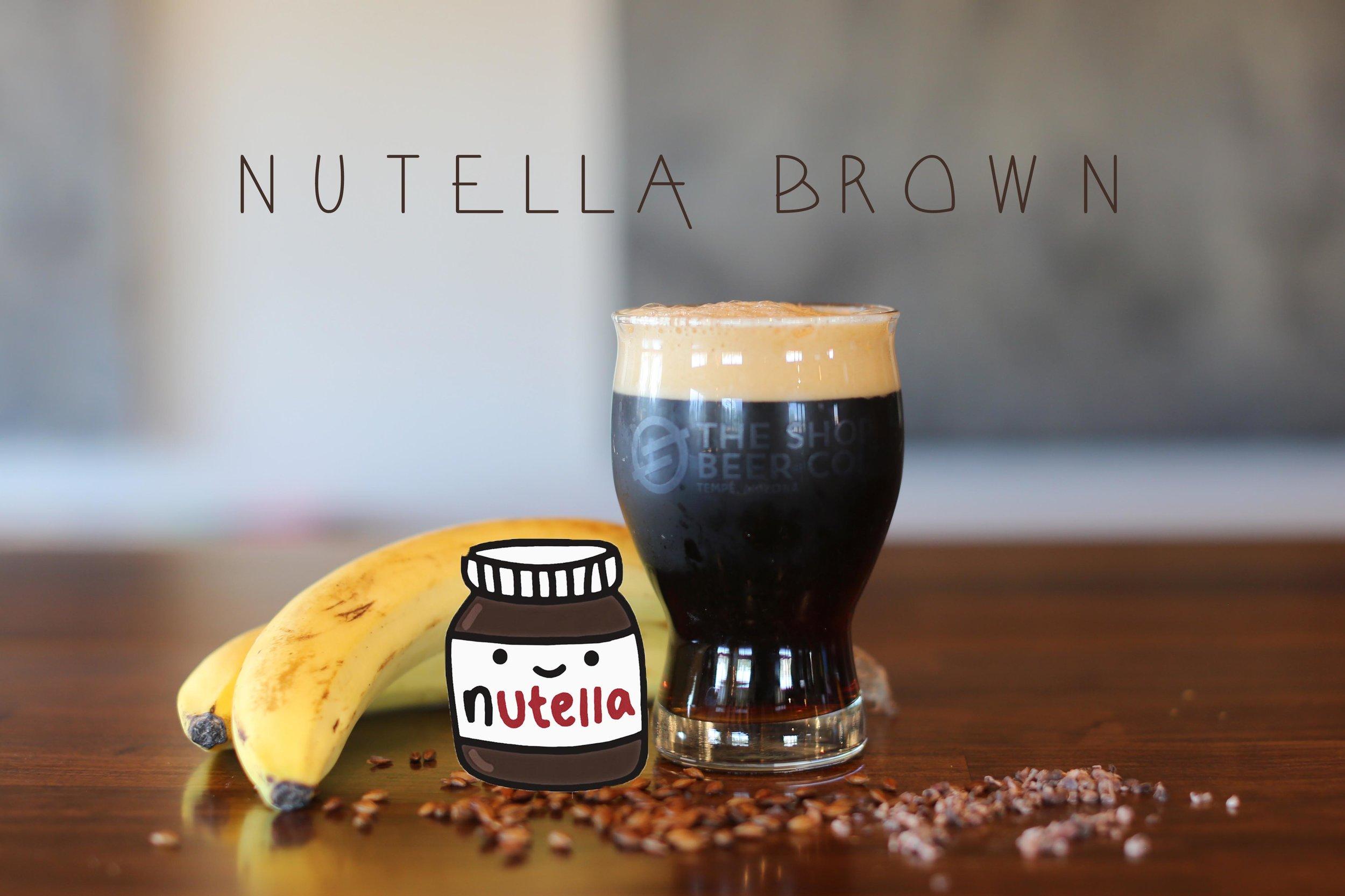 Nutella Brown Ale