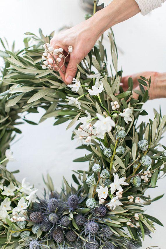 DIY Wreath Making