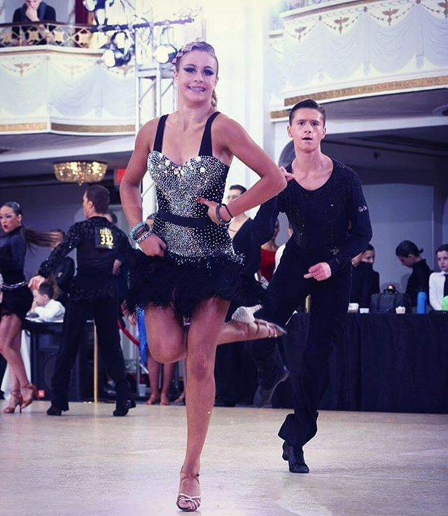 DBD&C, formerly knows as BBC&C is a little over two weeks away and we are excited to see the #Youth competitors on the floor for the #cbzfoundation Latin and Ballroom events!  Last years Junior II competitors Daniel Melnik & Maria Volski rocked the #jive into the final for a top 3 placement!  #sponsoringdreams