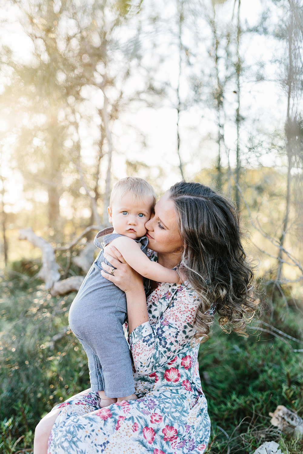 Mother and Son.  Photography by Britt Spring - Family Photographer Brisbane Australia