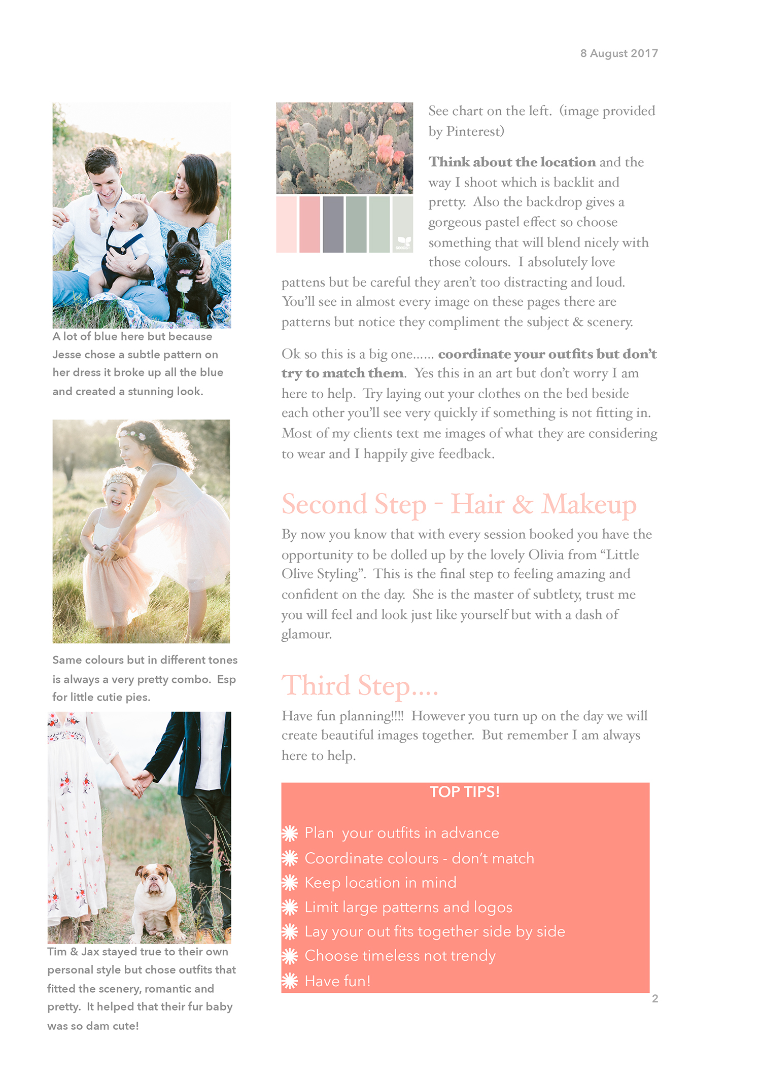 Styling-tips-for-your-family-photos-brisbane