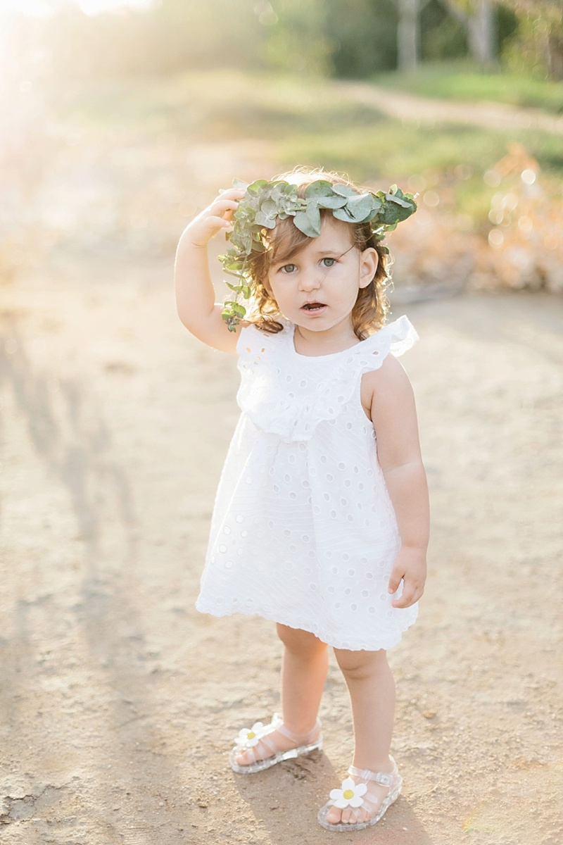 Pictures of your little one just because they are so DAM CUTE!