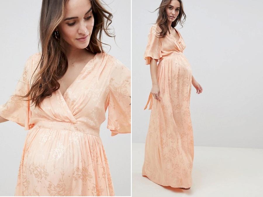 Feminine - - Colour perfect- Self Pattern perfect- Romantic- Flowy/room to move- Adjustable waist!