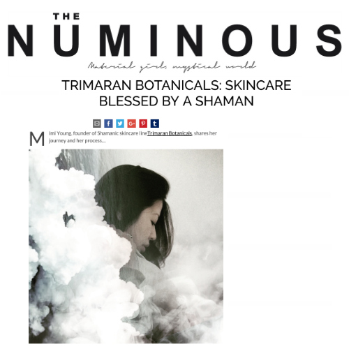 THE NUMINOUS