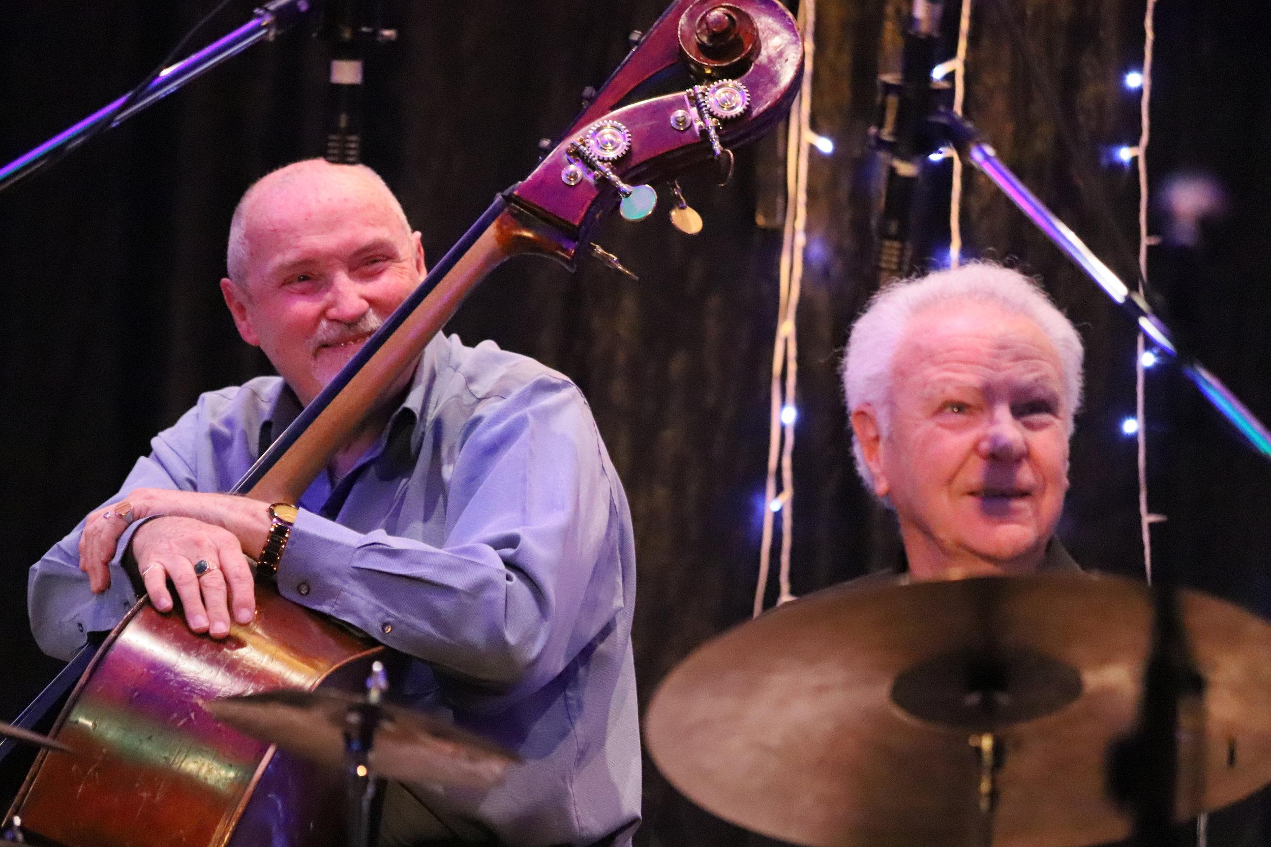 Pete McGregor & Bruce King_16-7-19