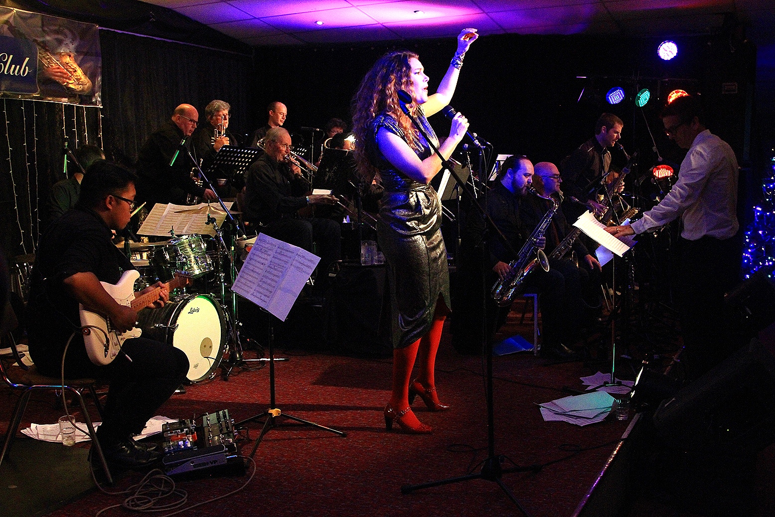 Auckland Jazz Orchestra with Caitlin Smith_4-12-18