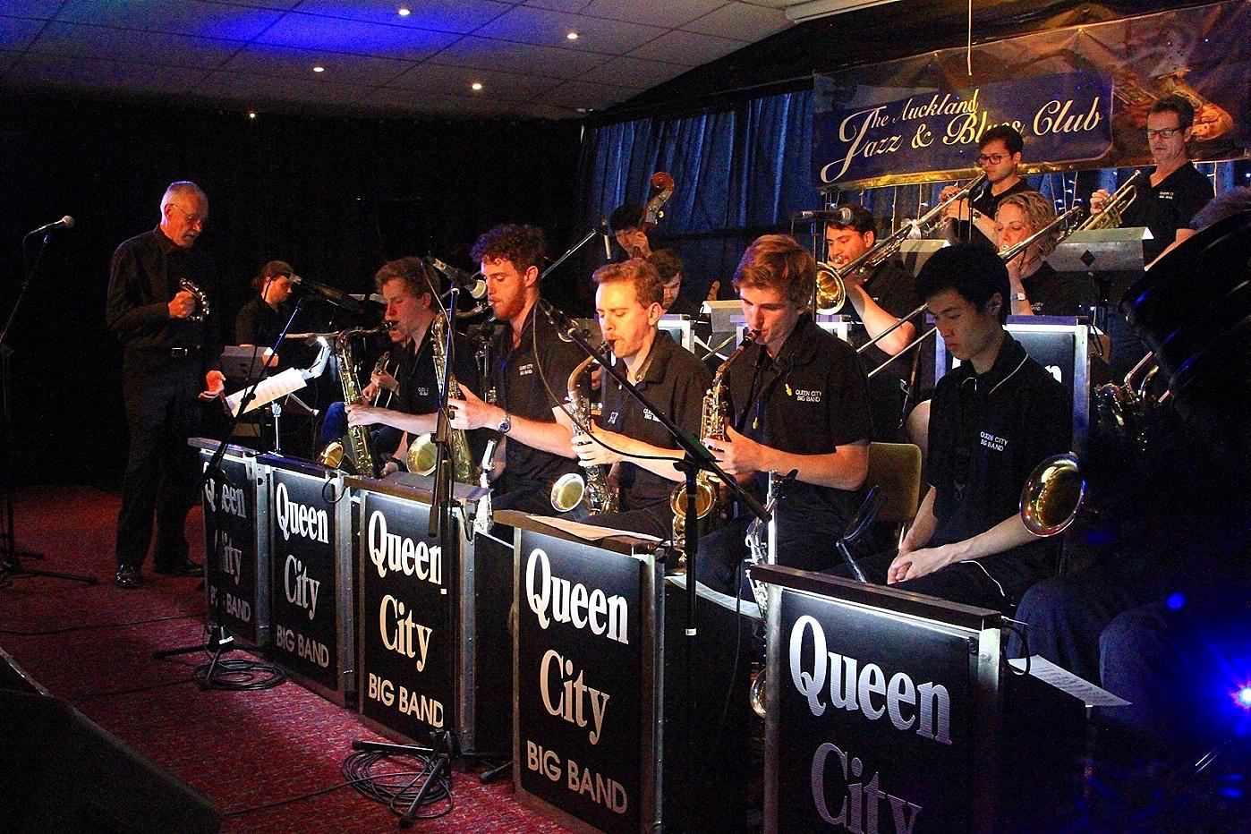 Queen City Big Band_18-12-18