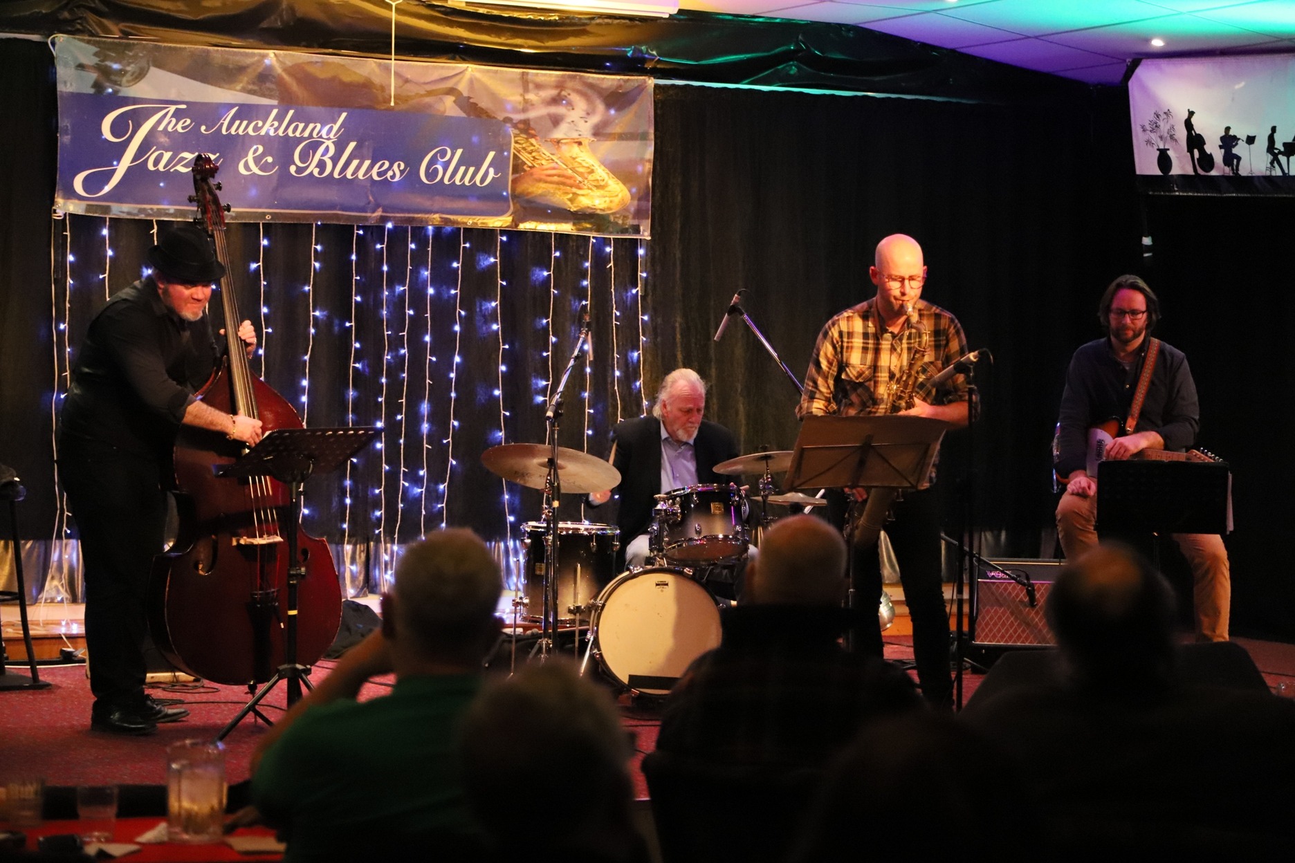 Frank Gibson Quartet_3-9-19
