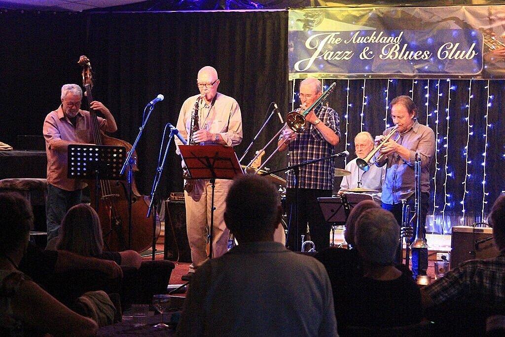 Brian Smith Quintet_30-1-19