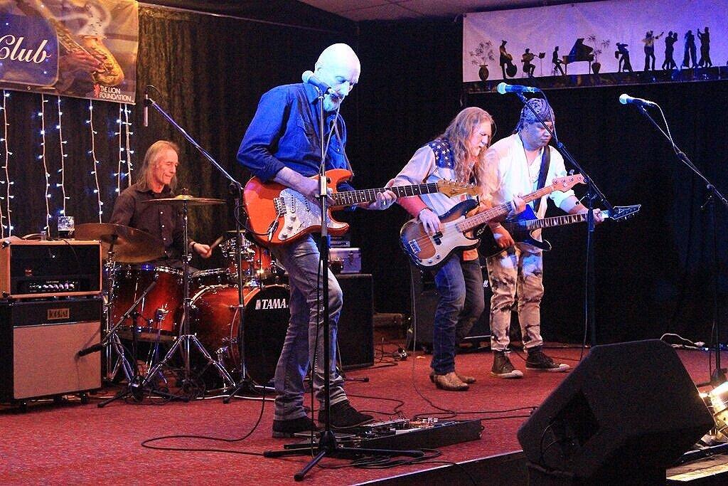Gary Harvey Band_19-9-17