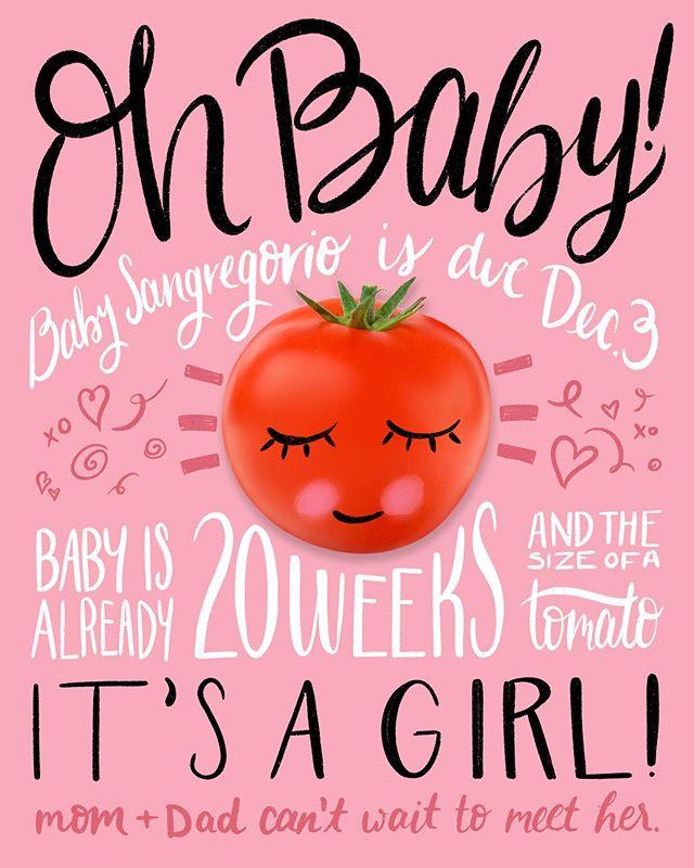 Mike and I are incredibly excited to be welcoming a little one to our family this December! We're expecting a little girl and we can't wait to meet her! 💕