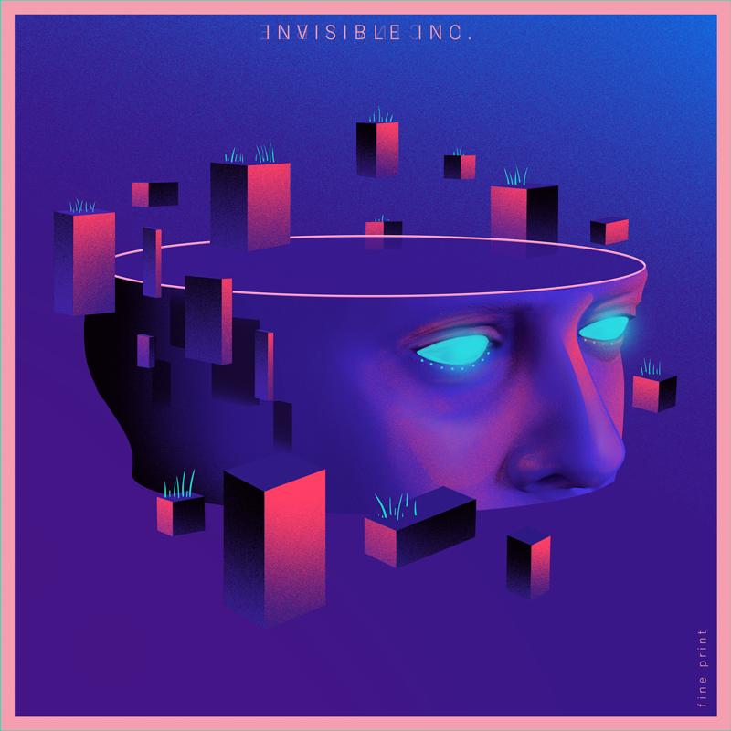 Invisible Inc. - Fine Print (2018)