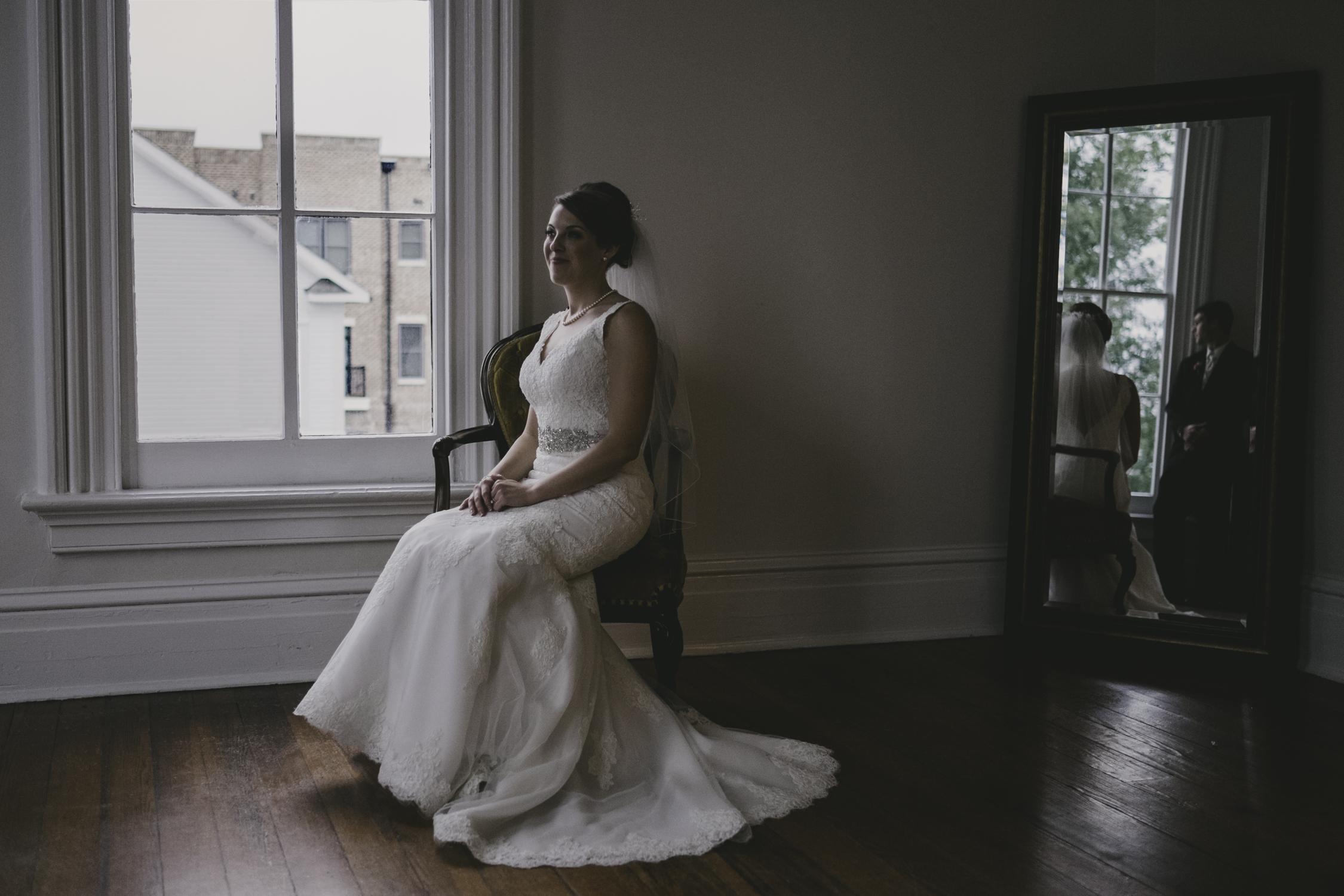 interior merrimon wynne house raleigh wedding