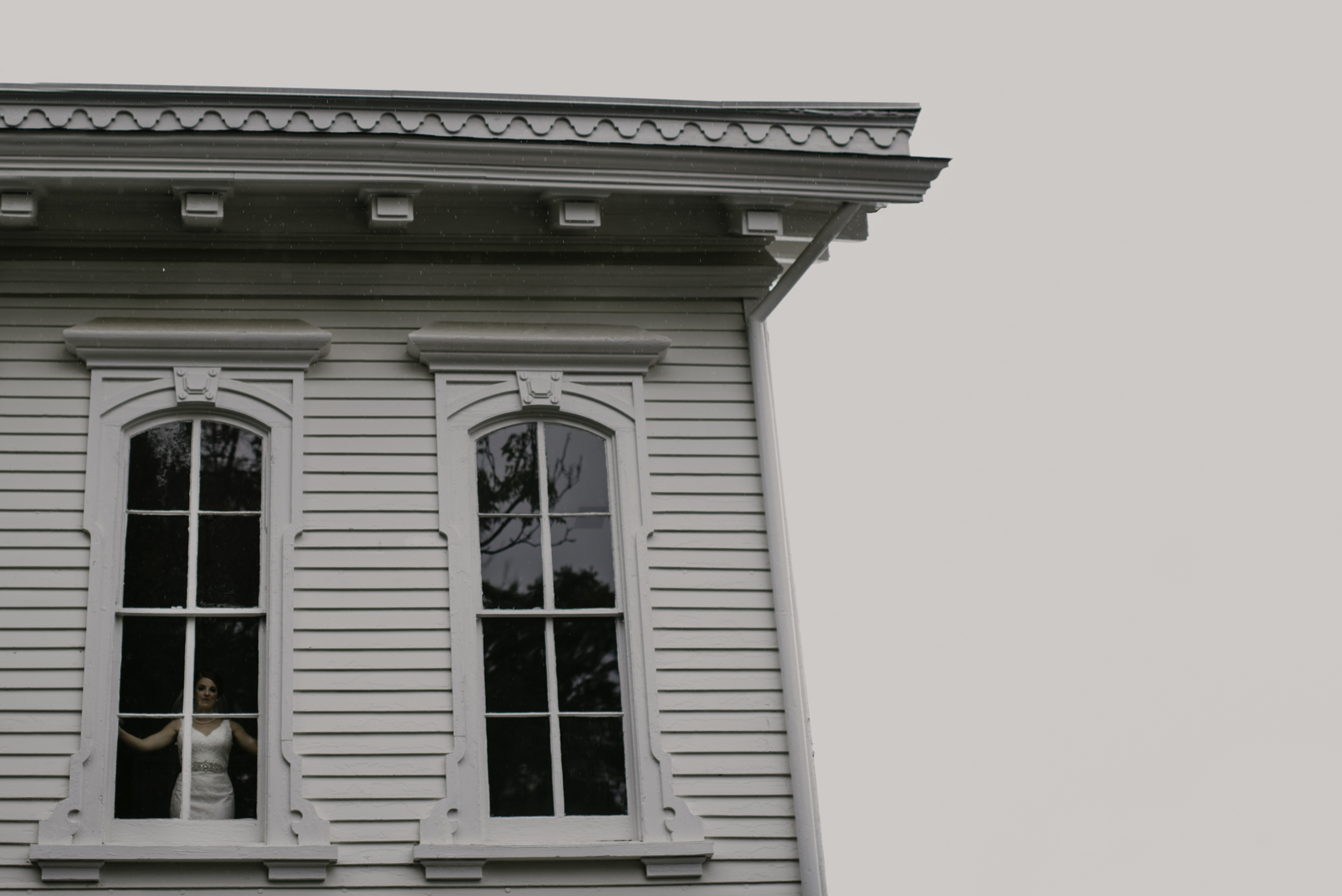 merrimon wynne second floor window portait.