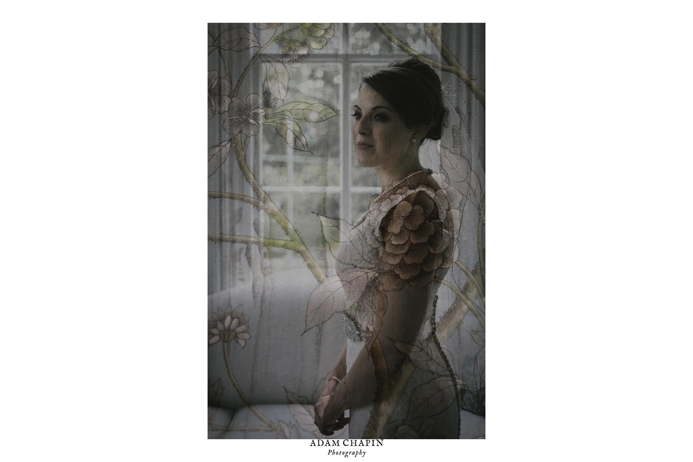 Merrimon wynne bridal suire double exposure