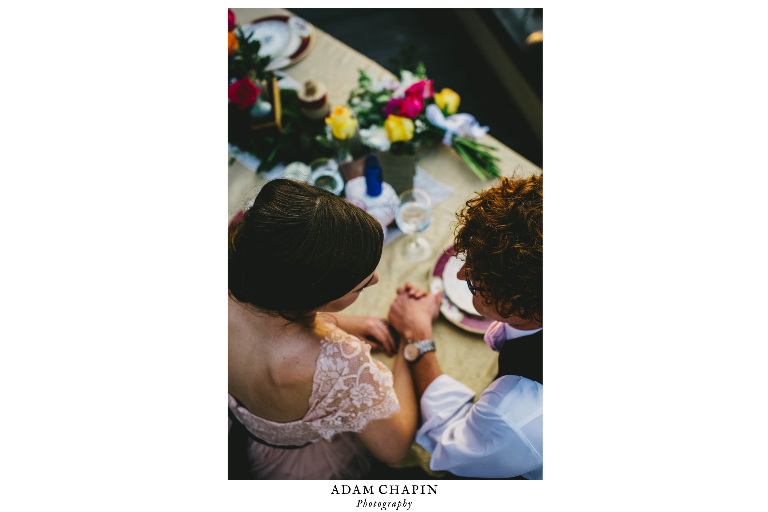 the glass box wedding photos