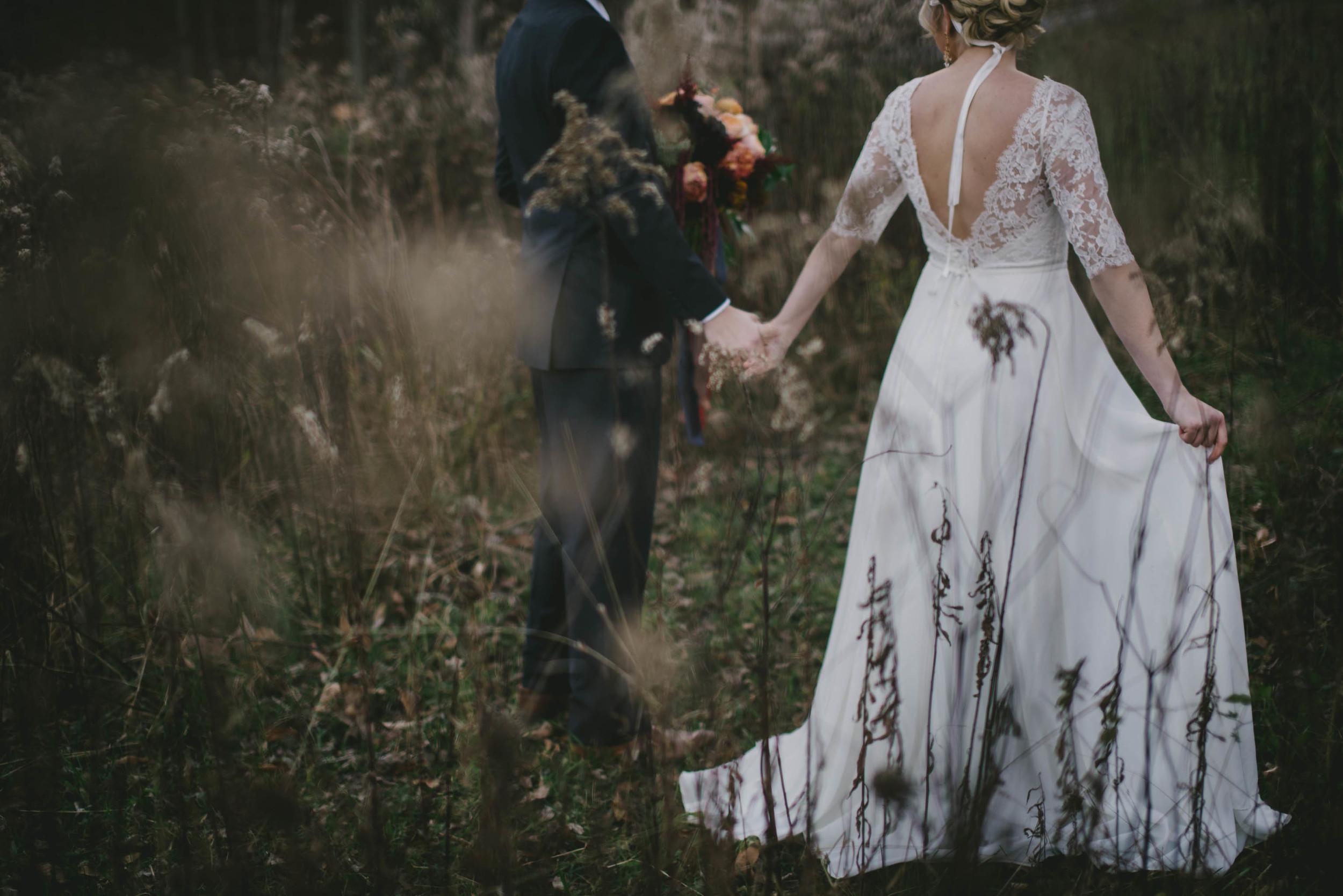 creative asheville wedding photographer