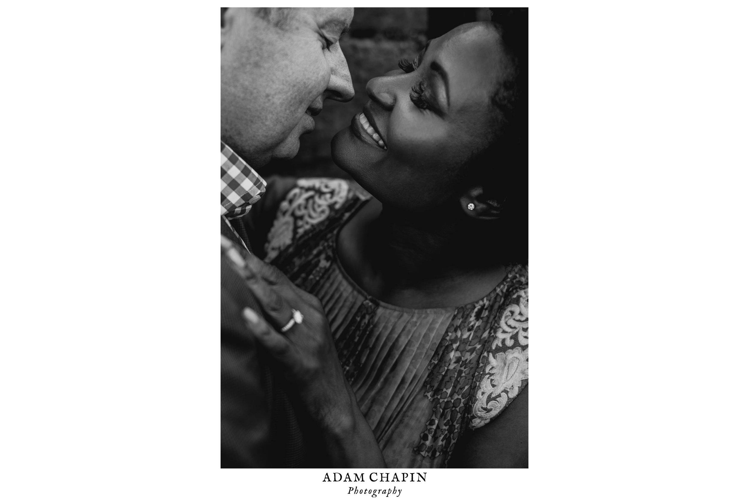 Romantic Raleigh Engagement Photos