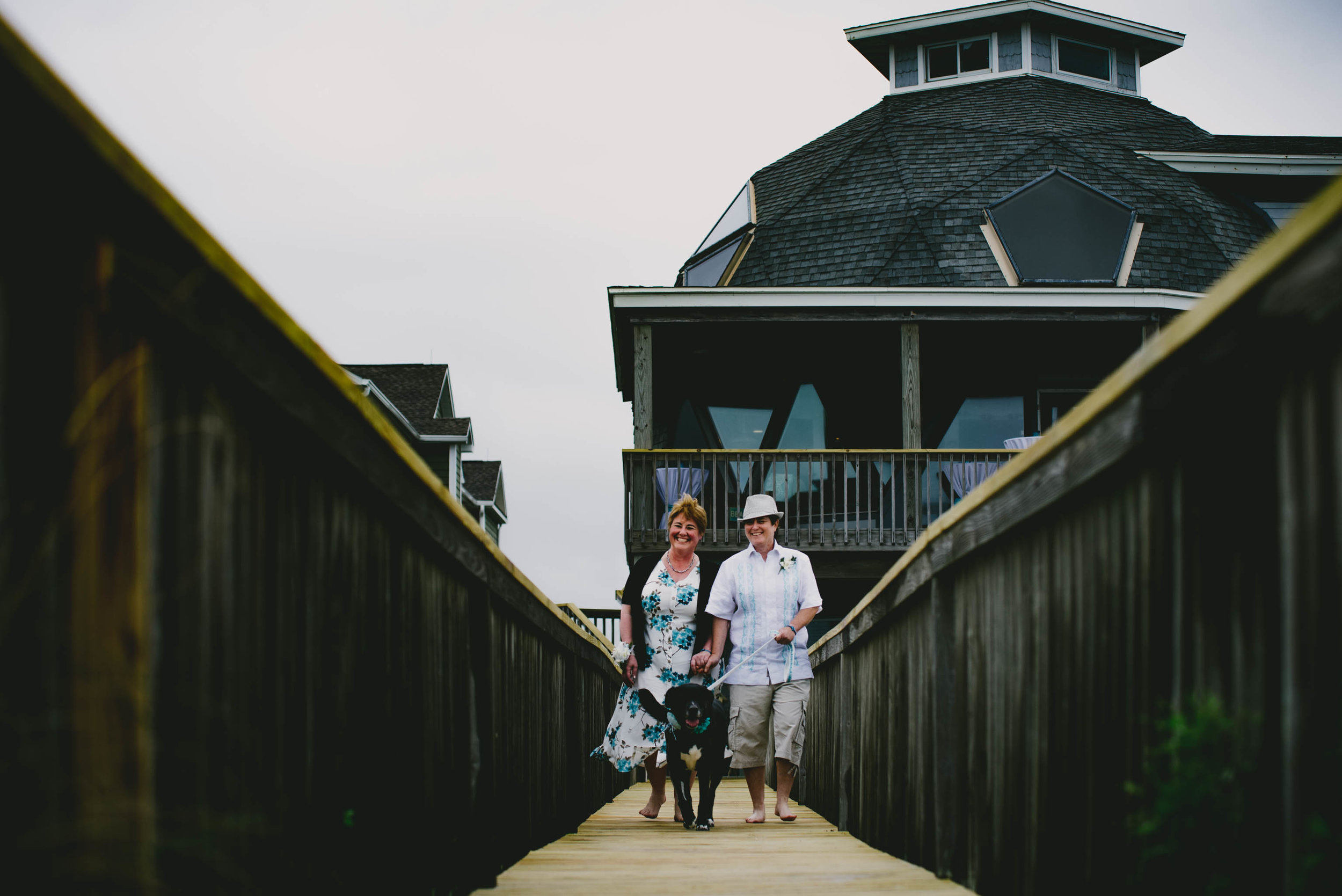 topsail-island-same-sex-beach-wedding-processional-photo.jpg