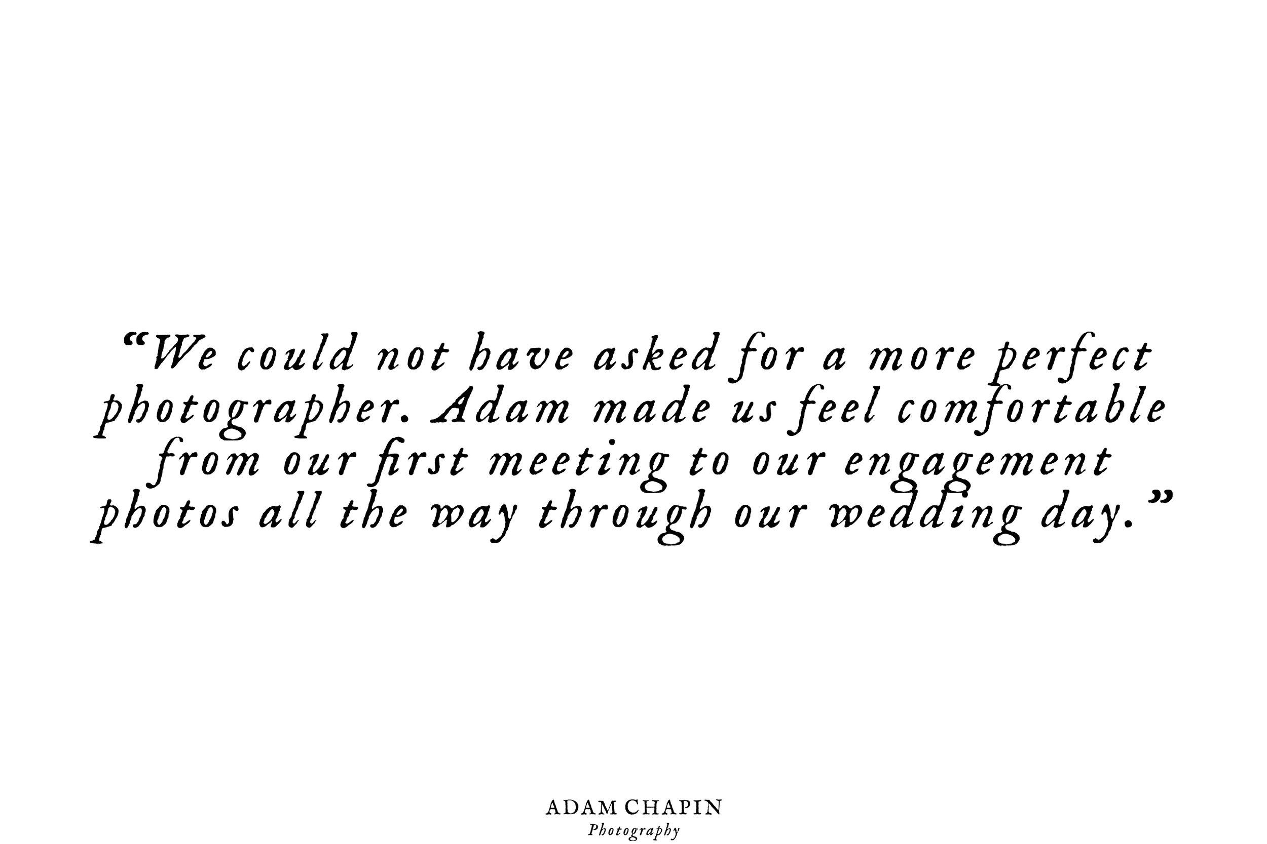 Copy of raleigh nc wedding photographer adam chapin photography review