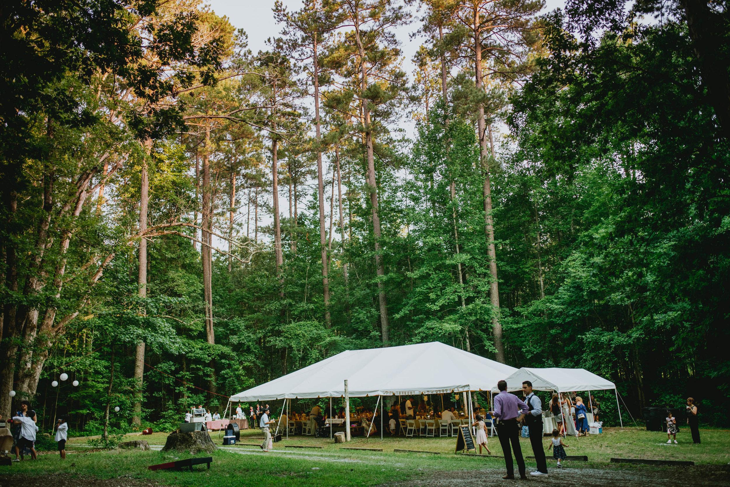 duke forest wedding venue