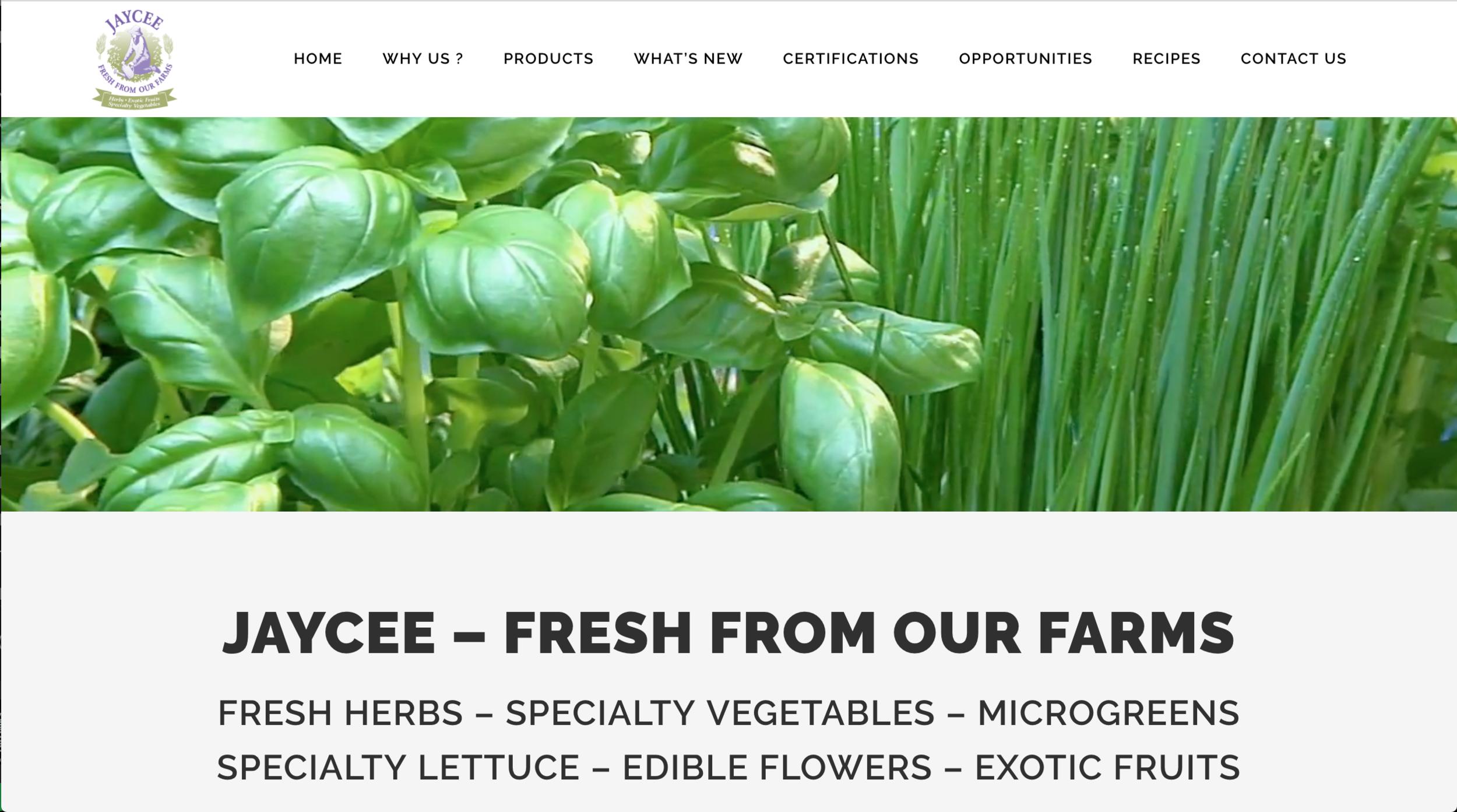 jaycee herbs