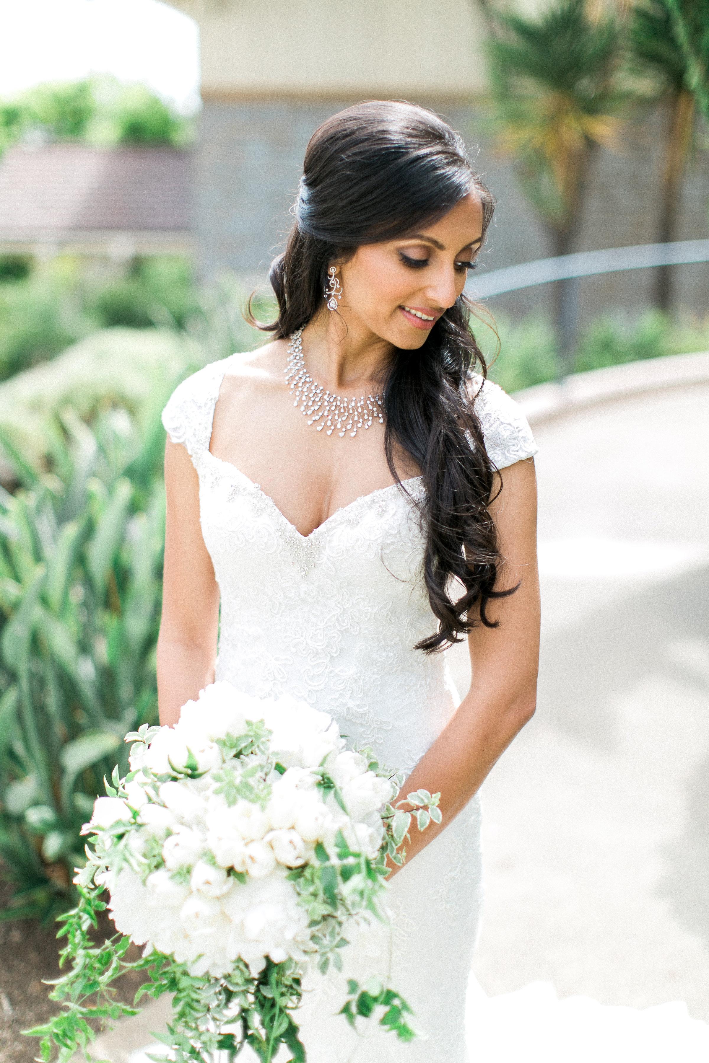 Orange County Indian Wedding Makeup