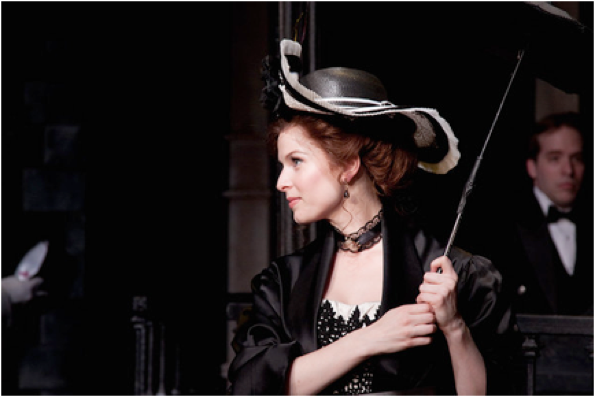 Eliza in  My Fair Lady  at Capital Repertory Theatre