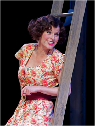 Pheobe in  As You Like It  at The Old Globe
