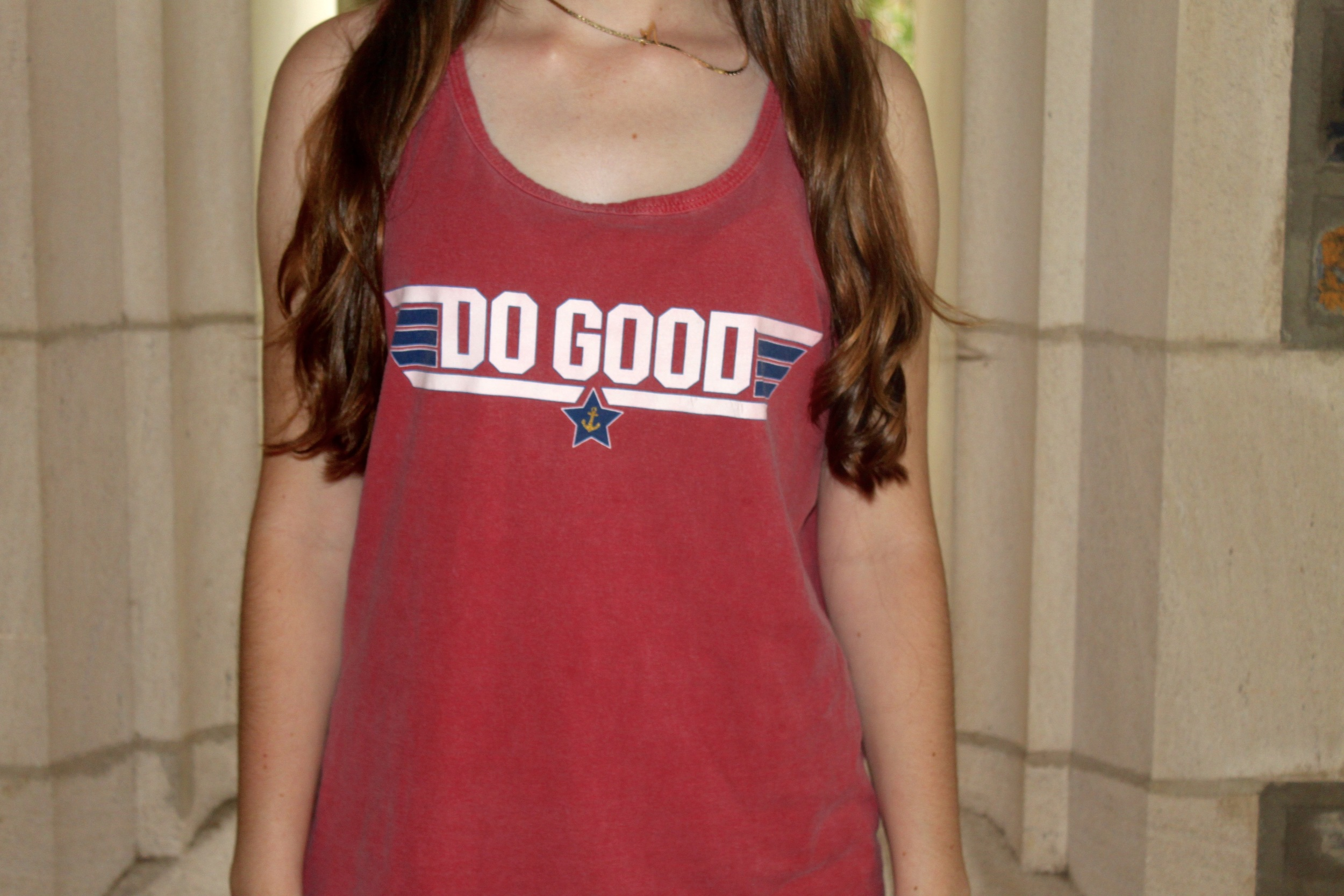Style: Gildan 2000  Color: Red/White/Blue