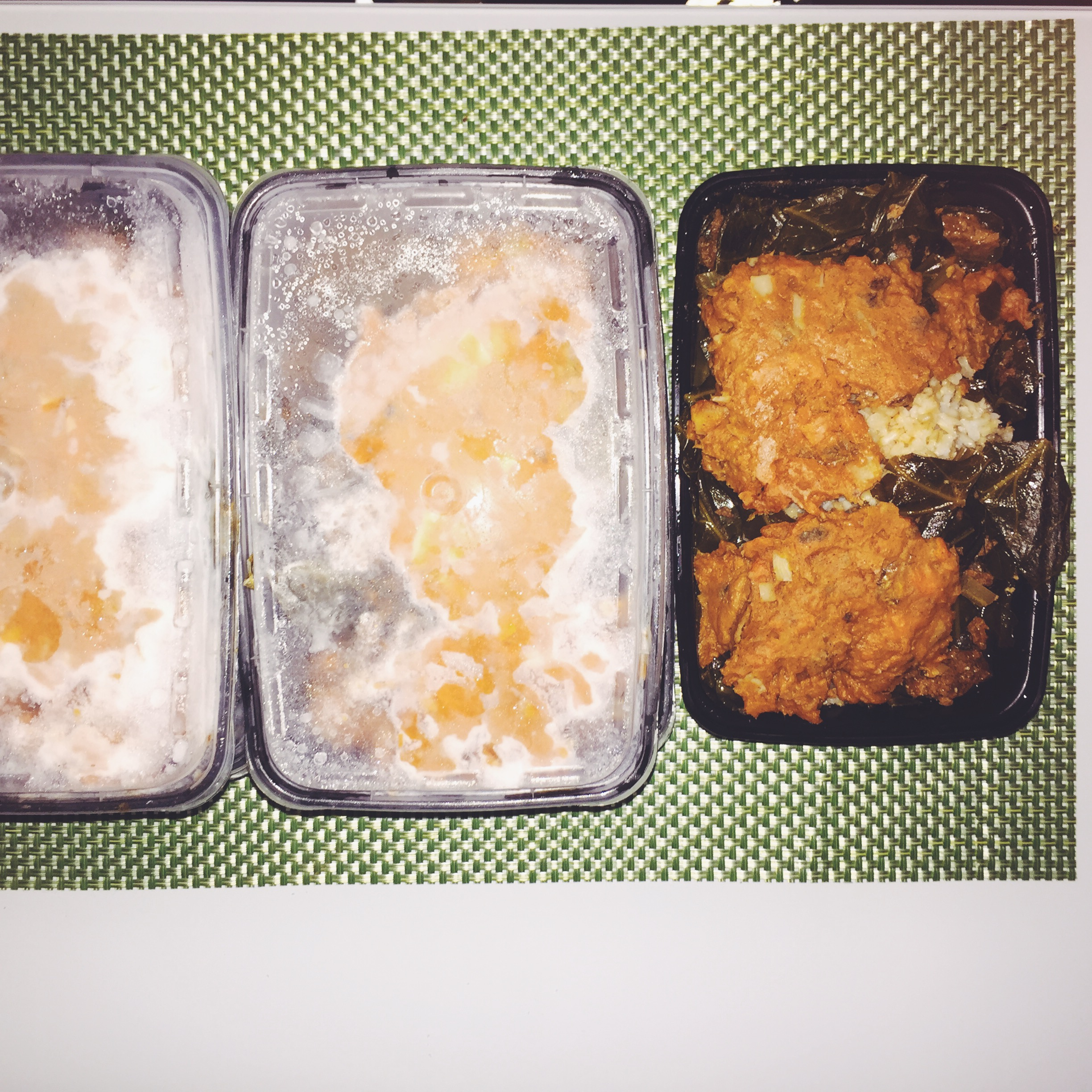 Meal Prep involves making meals for the week and freezing them for later for quick access.