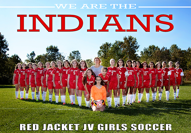 Red Jacked School Photos