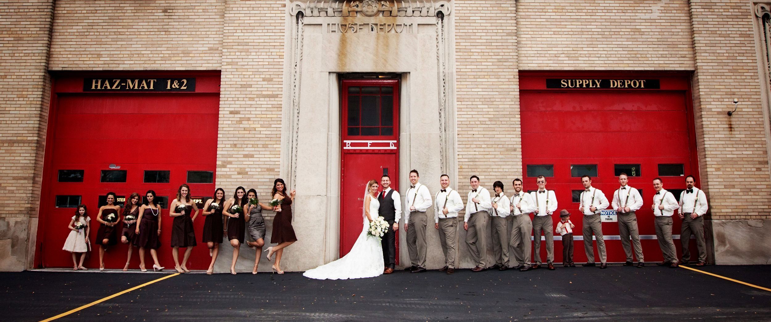 Wedding Photography in Rochester NY