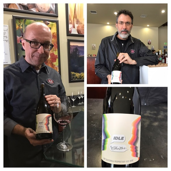 These wines are winning fans among our staff! Both Kaj and Illya chose the Red Blend as their Staff Pick of the Day.