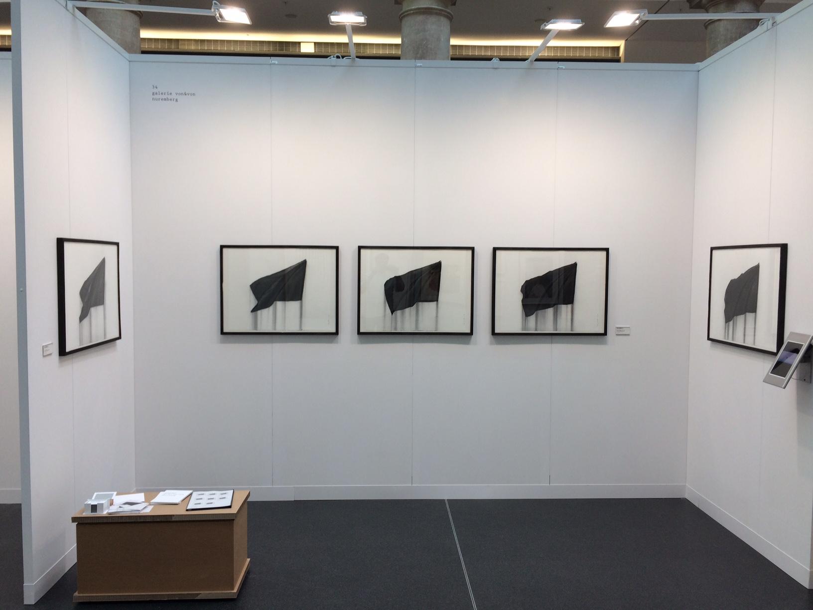 Paper Positions Munich 2018 Galerie Von & Von
