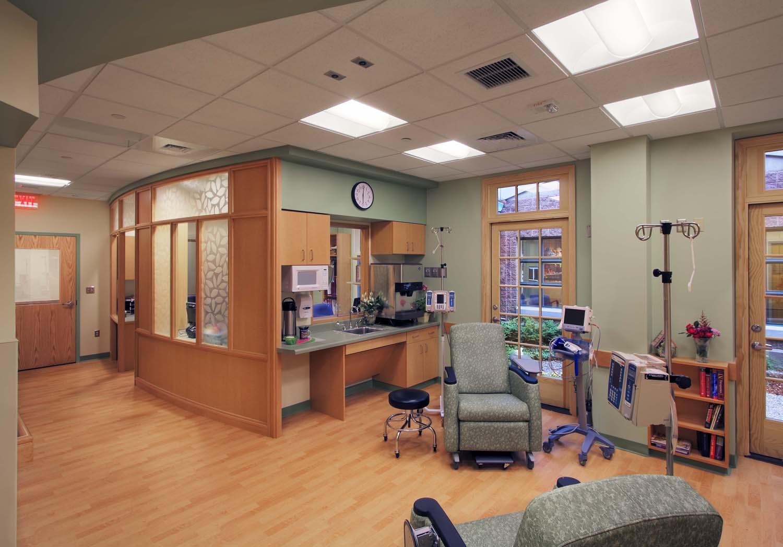Springfield Hospital Chemotherapy Clinic; Springfield, VT