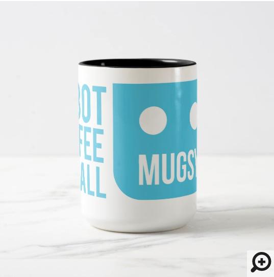 Robot Mugs for All!