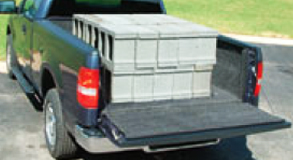 Lifestyle or Work   Bedrug's lifestyle performance bed liner redefines the way you use your ute. One day concrete blocks or a ute load of gravel, the next precious antiques, recreational gear or even camping. With a non-slip surface, this will change the possibilities of your new investment.