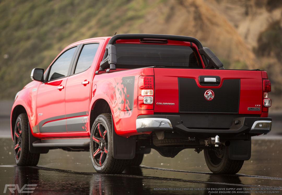 Holden Colorado Platinum Edition