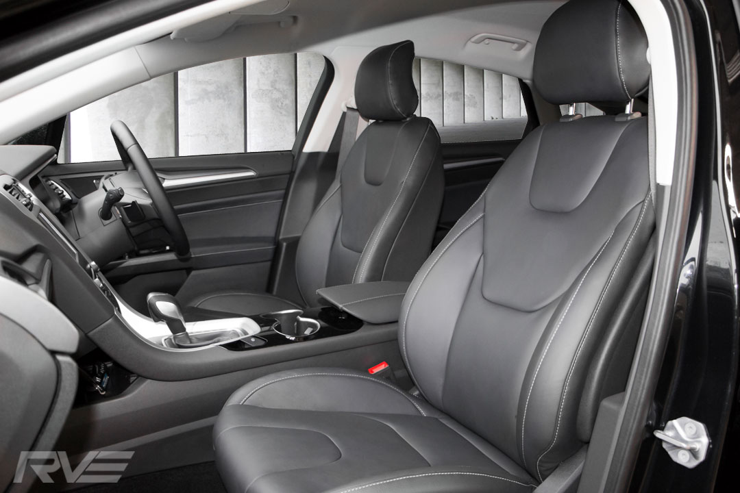 Ford Mondeo Leather Interior
