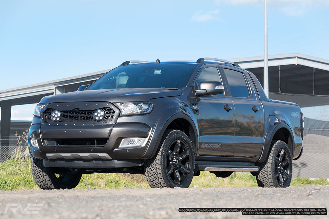Rve Ford Ranger Wildtrak X Package