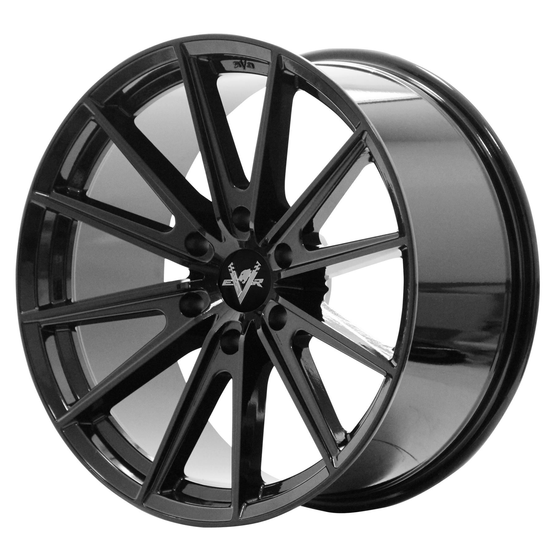Intrepid – Ute / 4x4 Spec / SUV (Available November 2018)  Size: 20 x 9.5  Colour: Gloss black