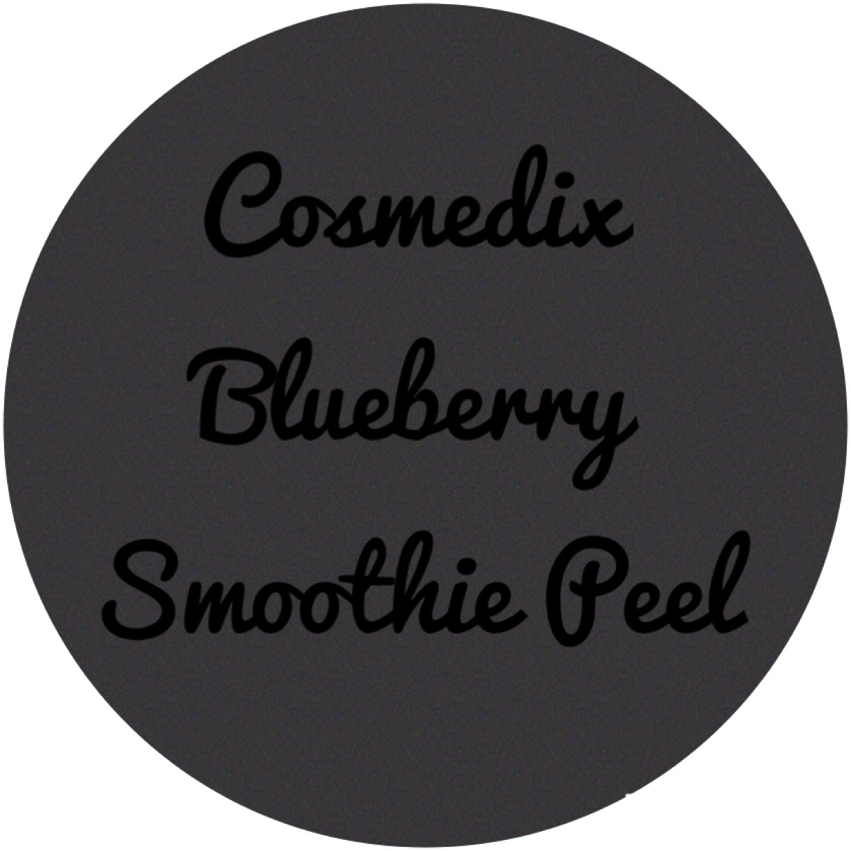 Cosmedix Blueberry Smoothie Peel