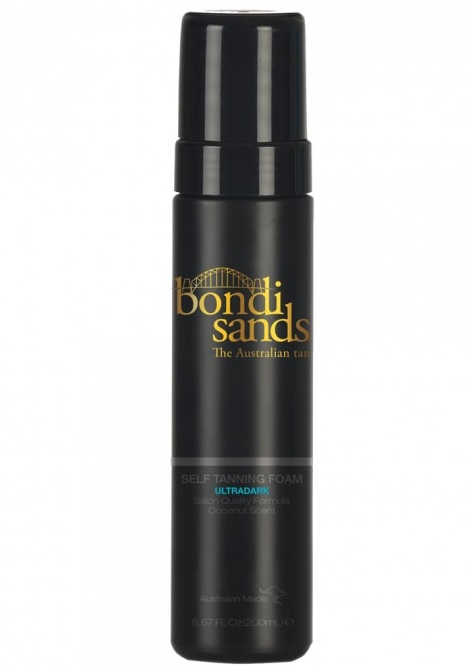 Bondi SandsSelf Tanning Foam Ultradark RRP$24.99 200ML - I absolutely love this brand, and all their tanning products. I have tried many other tanning brands in my life but I always resort back to Bondi Sands. The colour is natural, the price is incredible for the size of the bottle and you can see the application once applied. Plus I got to meet the two creators of Bondi Sands and they were extremely genuine and passionate about their products.