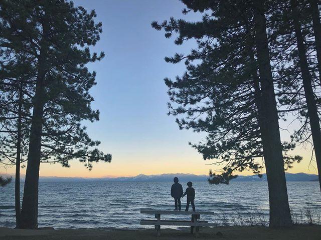 #lakebreak